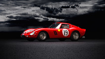 Amalgam Ferrari 250 GTO 1:18 Scale Model