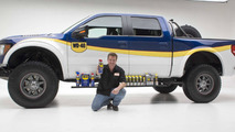 Chip Foose unveils a modified Ford F-150 for SEMA