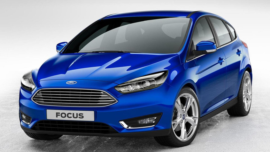 2014 Ford Focus facelift coming to Geneva - report