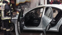 2014 Mercedes-Benz S-Class fire in Germany