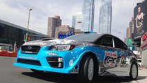 Subaru brings to New York Auto Show a Rallycross-spec 2015 WRX STI