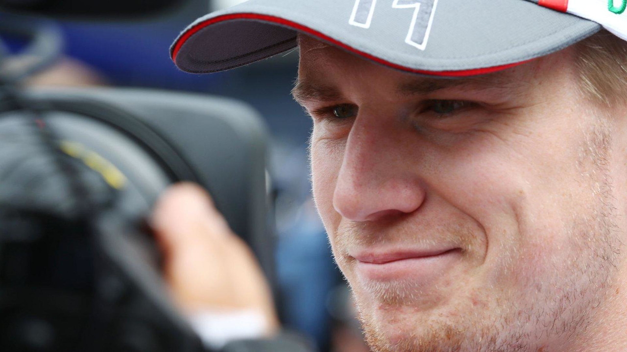 Nico Hulkenberg, German Grand Prix, 04.07.2013