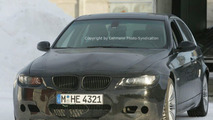 New BMW M3 Sedan Spy Photos