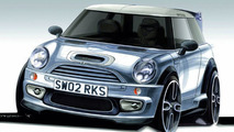 MINI Cooper S JCW GP Kit