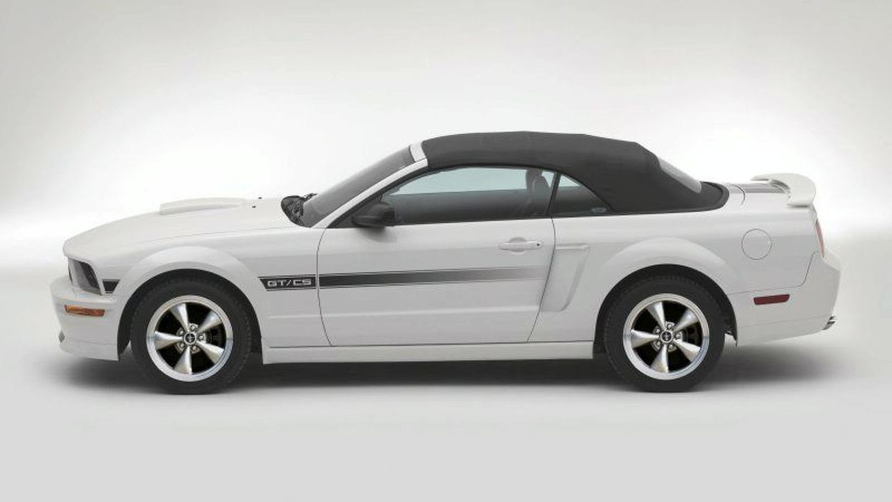 2007 Ford Mustang GT California Special Edition