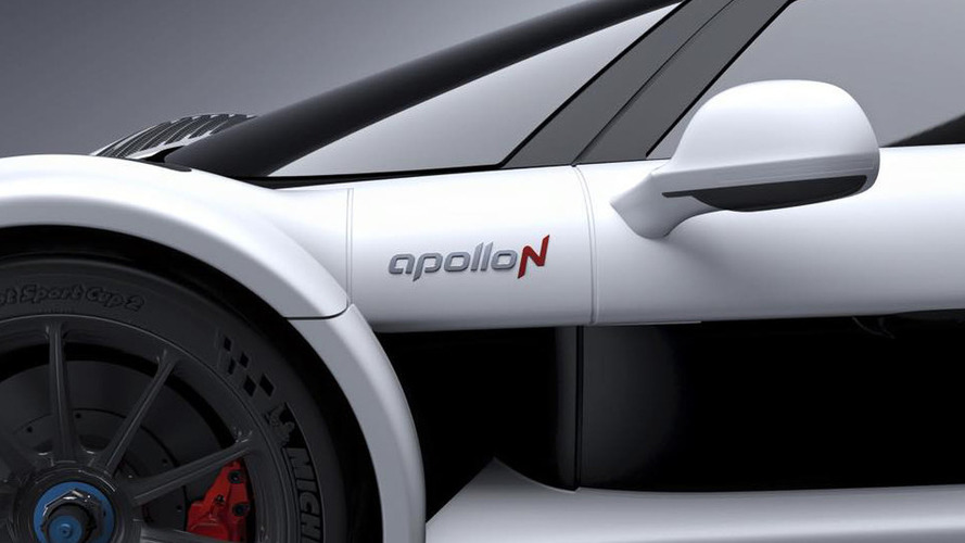 ApolloN teased for Geneva