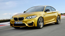 BMW M2 to debut in October