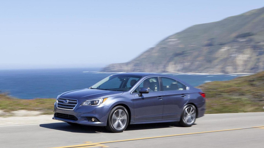 Subaru Legacy & Outback recalled over possible steering failure