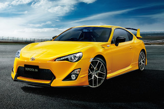 This is the Toyota GT 86 You Want, But Can't Have