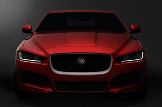 Jaguar Teases New XE Sports Sedan to Compete with BMW 3 Series