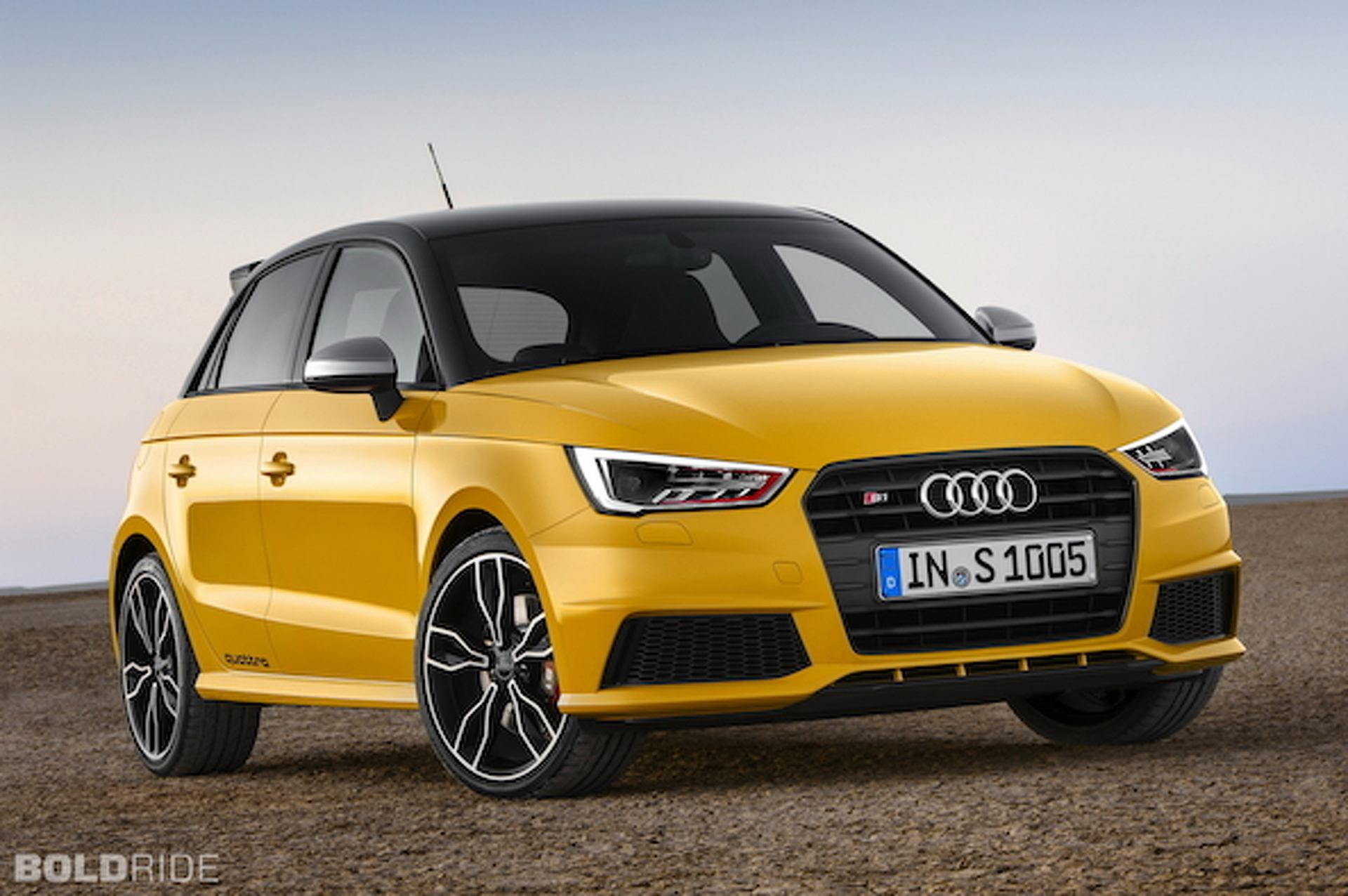 Audi S1 Sportback Delivers 231HP and a Nostalgic Nameplate