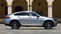 2017 Mercedes-Benz GLC Coupe: First Drive