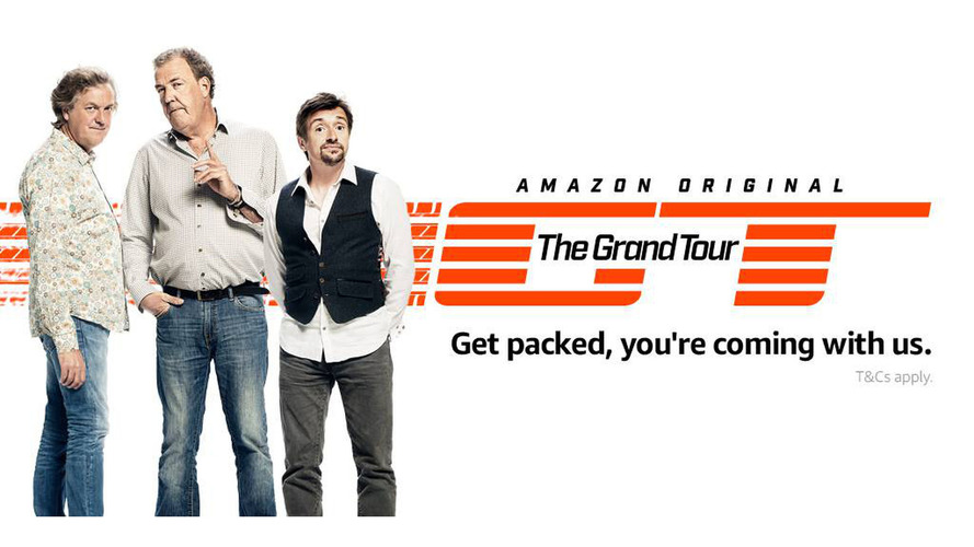 See The Grand Tour live in the U.S by applying for tickets