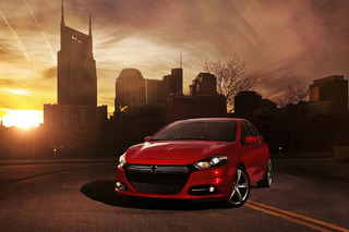 Dodge Plans to Re-do the Dart in 2016