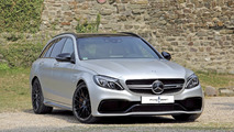 Mercedes-AMG C63 Estate tuned to 690 hp