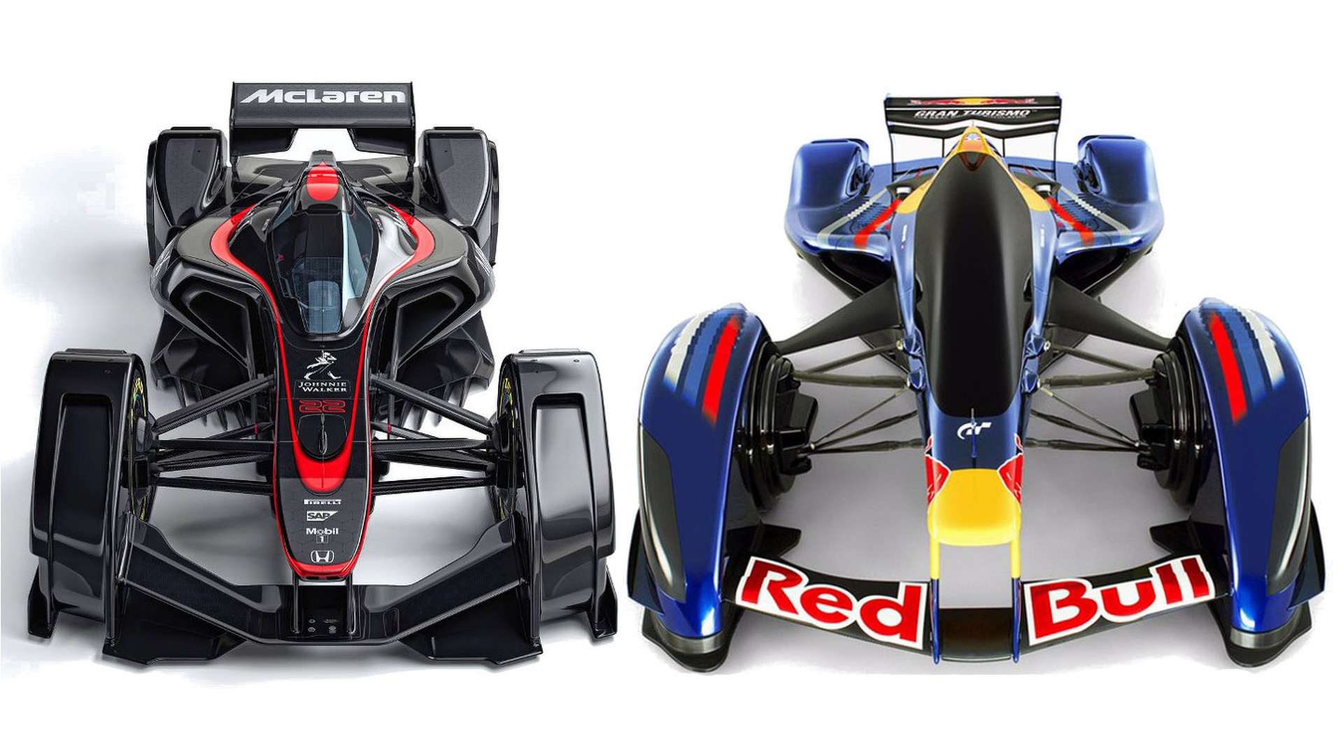 Red Bull pokes fun at McLaren for copying X2010 to create MP4-X