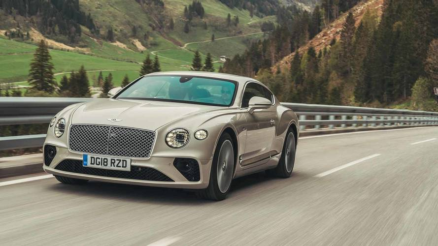 2019 Bentley Continental Gt Photo