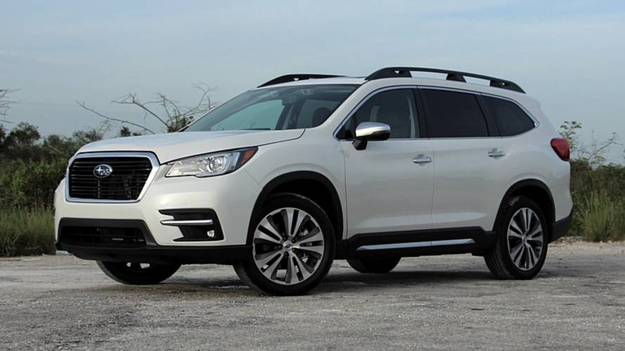 2019 Subaru Ascent Review: Reaching New Heights