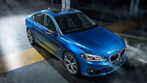 2018 BMW 1 Series Sedan Mexican market
