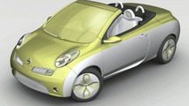 Nissan Micra Colour + Concept Show Car