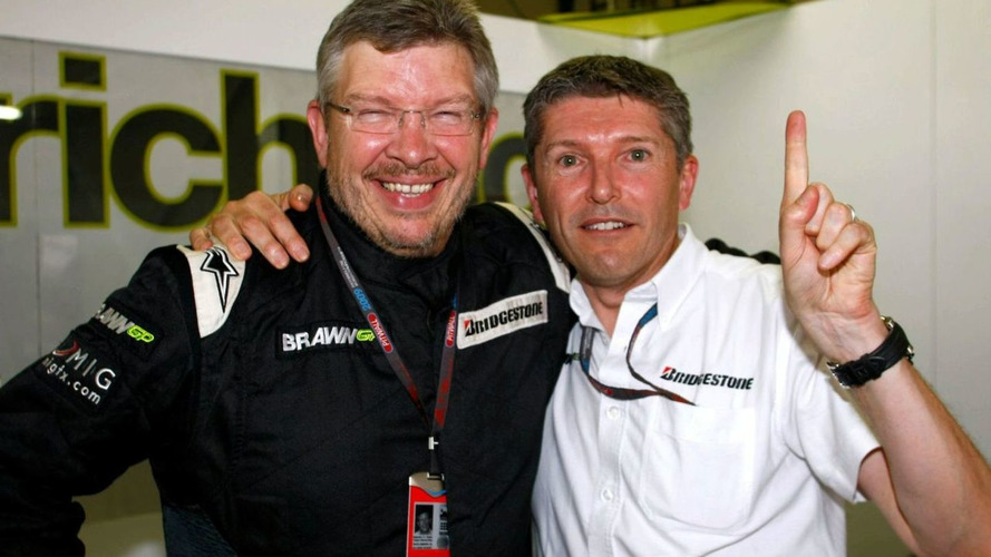 Brawn bosses say 2010 Button deal likely