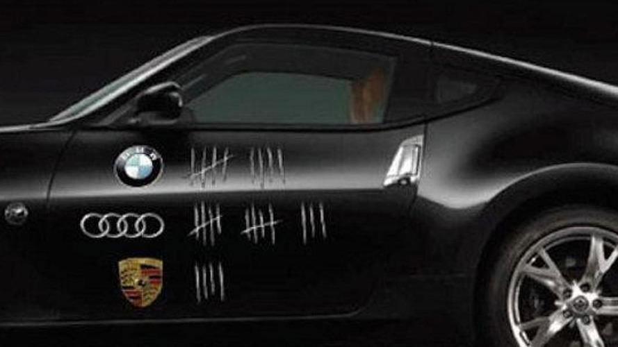 Porsche threatening to sue Nissan over ad campaign