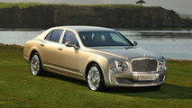 2010 Bentley Mulsanne - the all new Grand Bentley