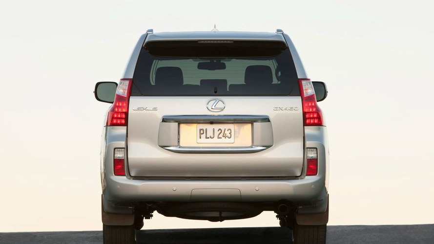 Consumer Reports:  Do not buy a Lexus GX 460 due to rollover risk