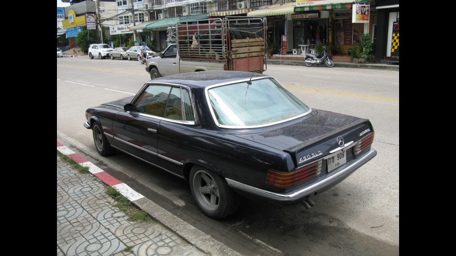 Mercedes-Benz 450 SLC