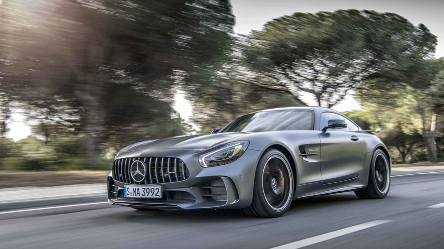 2017 Mercedes-AMG GT Review