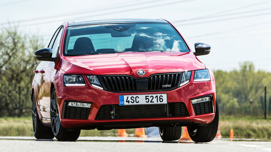 La Skoda Octavia RS 245 enfin disponible en France