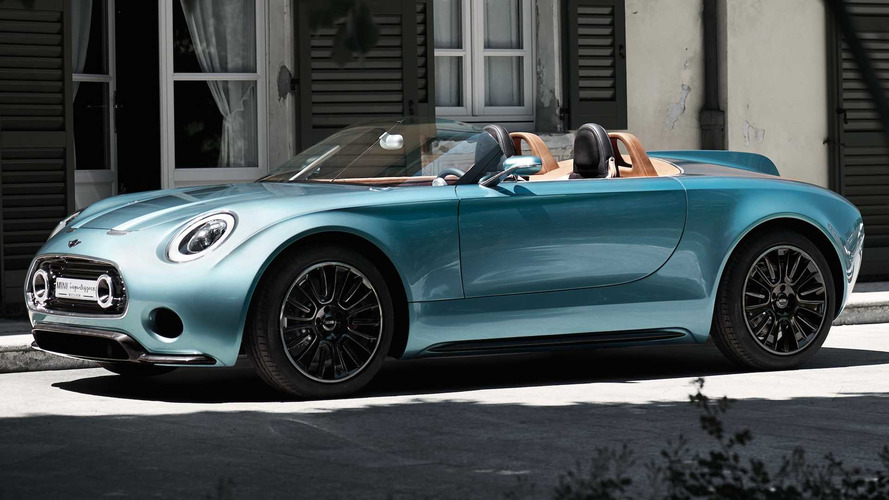 Mini Superleggera looks unlikely as exec hints at new sedan