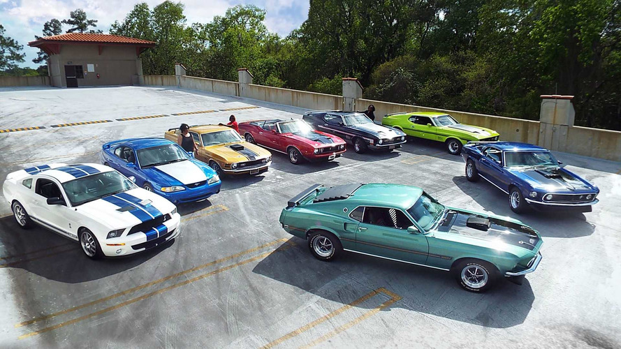 Dad's Pony-For-Pony Car Trade Leads To Family's Mustang Legacy