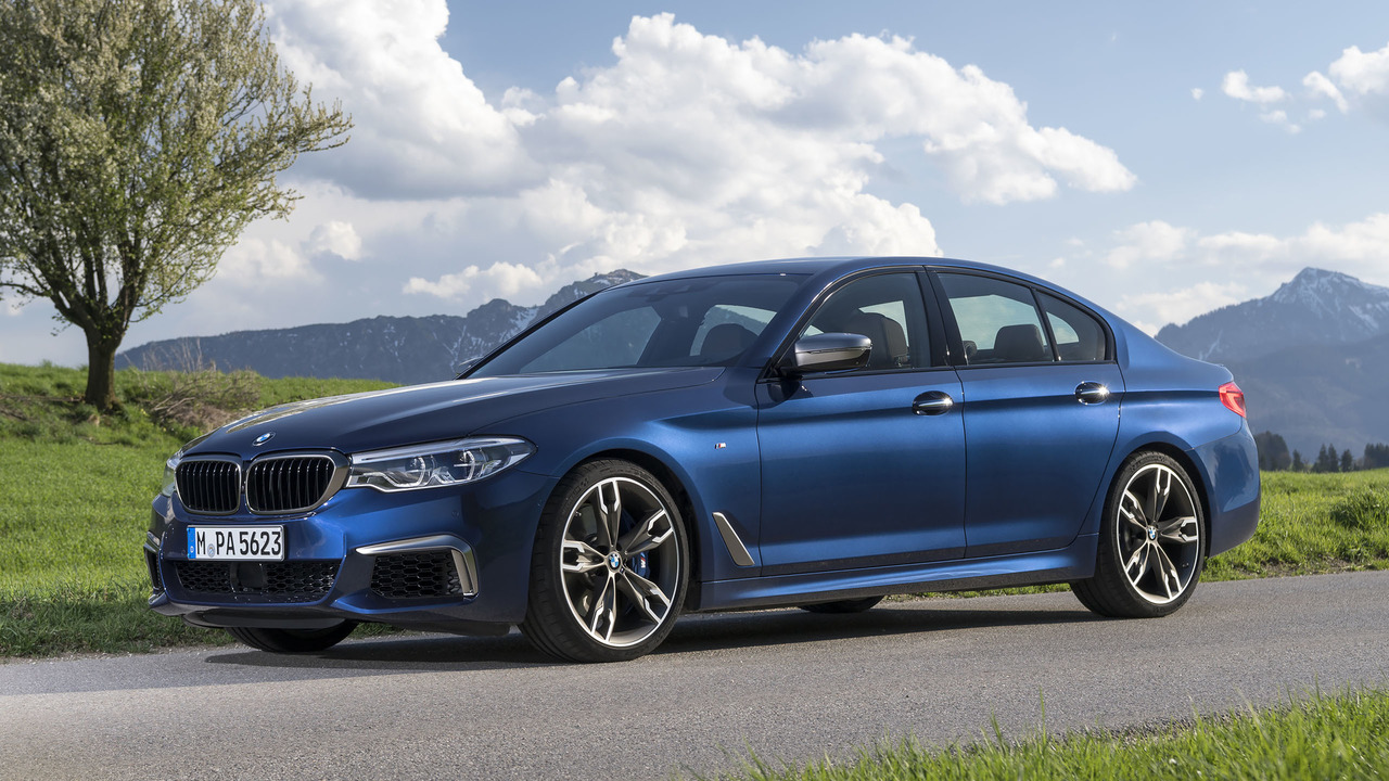 2018 Bmw M550i Xdrive First Drive Motor1 Com Photos