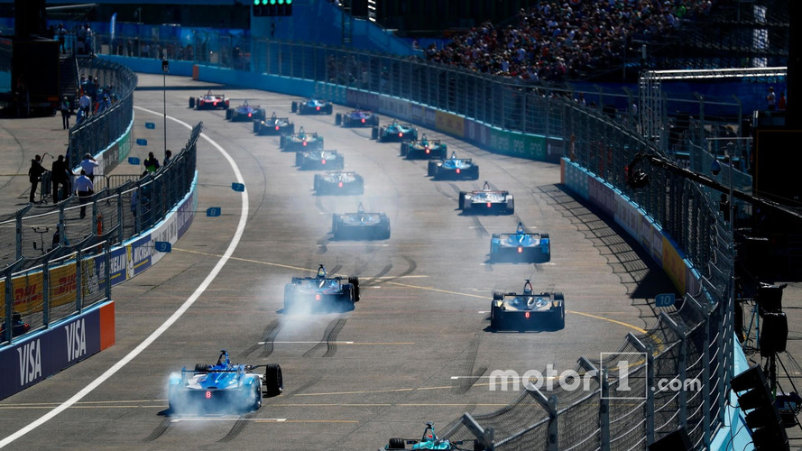 Formula E Season Four Calendar Released, NY Returns