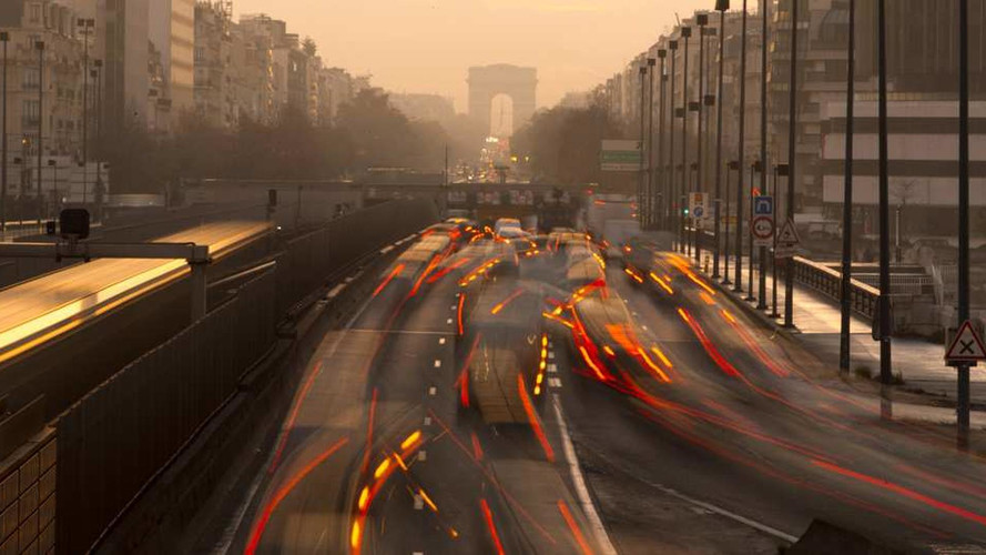 La pollution de l'air à Paris a légèrement diminué en 2016