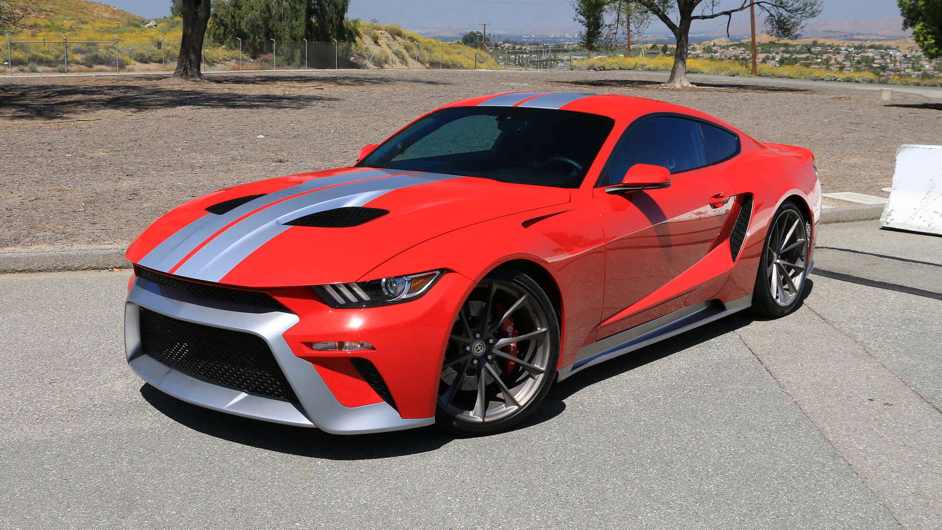 Ford Mustang Gt Modified By Zero To 60 Designs First Drive