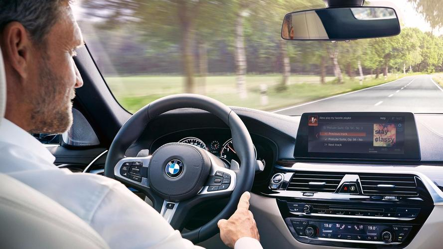 BMW Alexa Integration