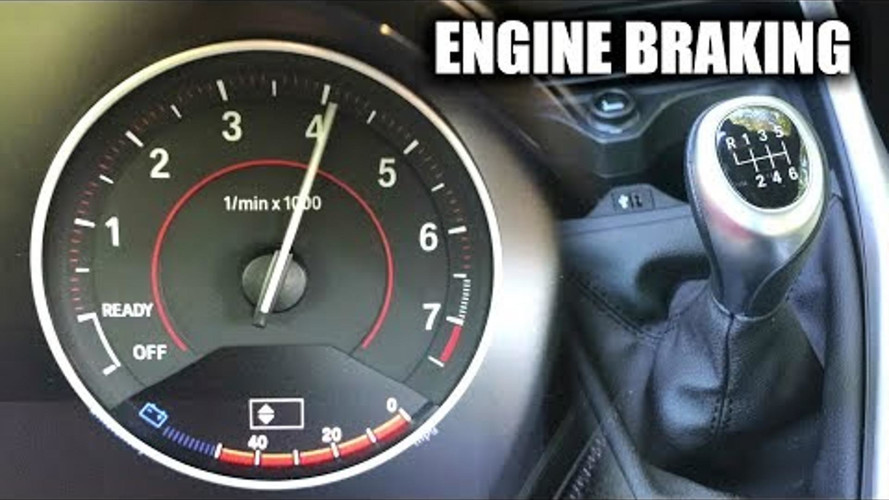 Yay Or Nay? Video Explains Engine Braking With A Manual Trans