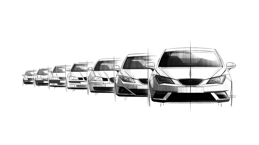 SEAT Ibiza fifth generation debut imminent, 33 years going