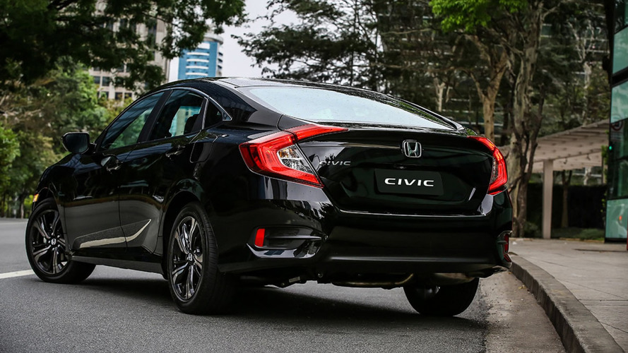 Honda Civic Sport 2017