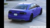 Superior Automotive Design Audi S6 Project Grape