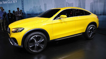 Mercedes-Benz Concept GLC Coupe at Auto Shanghai 2015