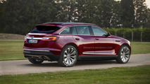 Future Opel flagship SUV rendering / RM Design