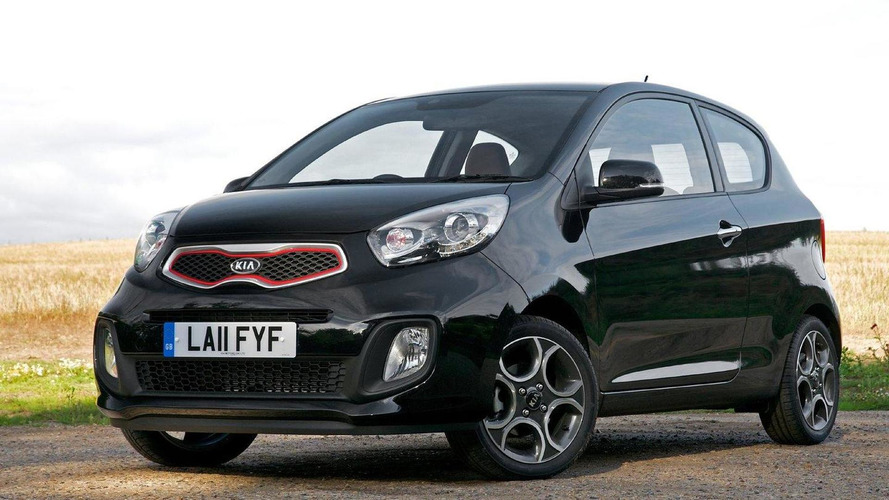Kia launches 3-door Picanto