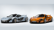 McLaren P1 production reaches finish line after 375 cars
