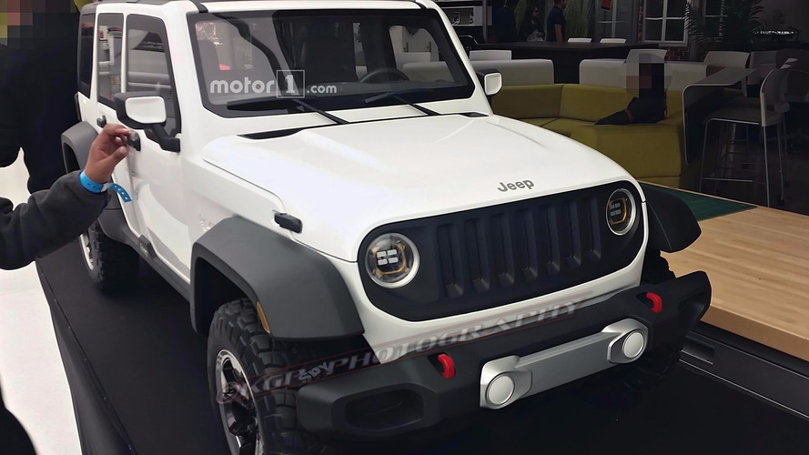 This rejected next-gen Jeep Wrangler design may be hiding a secret