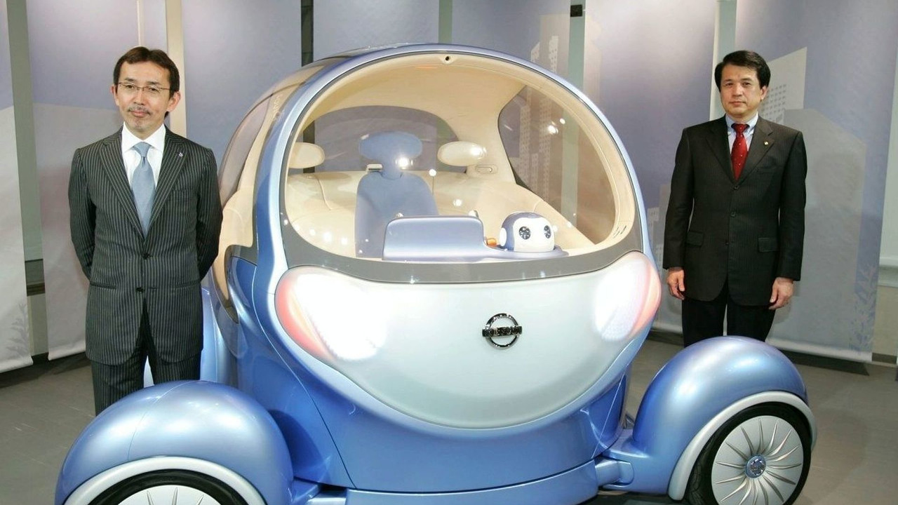 Tokyo preview nissan pivo 2 concept revealed nissan pivo 2 concept nissan pivo 2 concept revealed vanachro Gallery