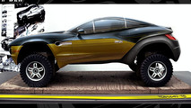 Local Motors Rally Fighter renderings