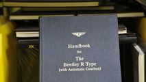 Bentley one-off parts and accessories warehouse sale